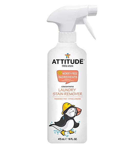 Attitude Laundry Stain Remover Spray