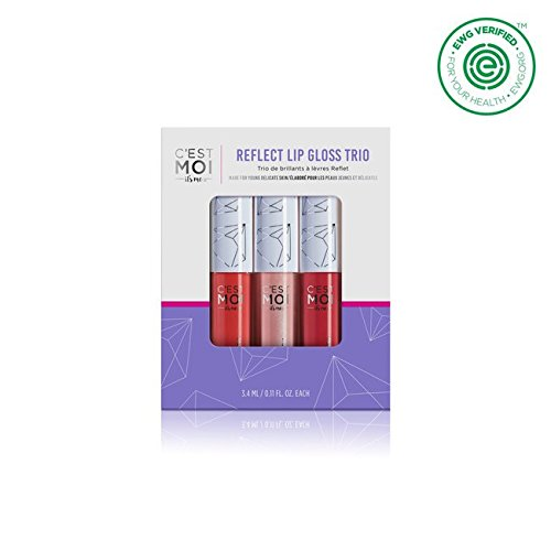 C'est Moi Reflect Lip Gloss Trio