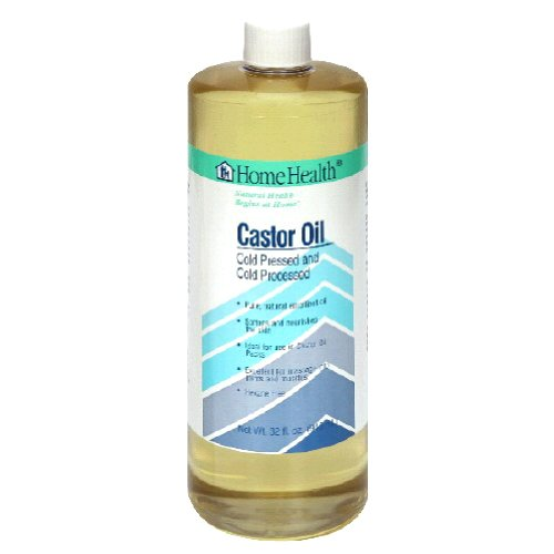 Home Health Castor Oil, Cold Pressed and Cold Processed